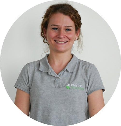 Physiotherapeutin Miriam Hoseit