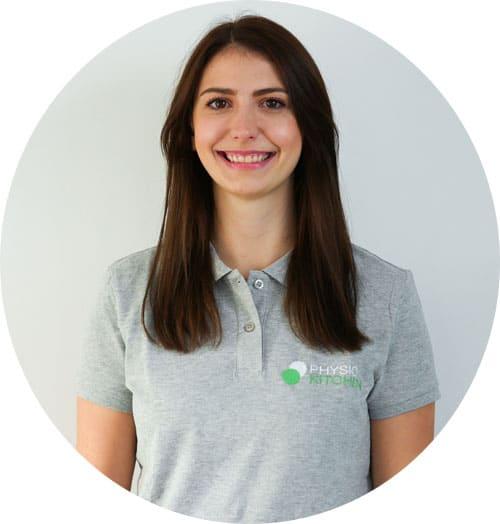 Physiotherapeutin Katharina Lutzke